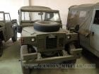 Land Rover 88 Militar - Restaurado full