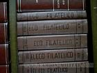 21 tomos completos - revista ECO Filatelico 1960 - 1980