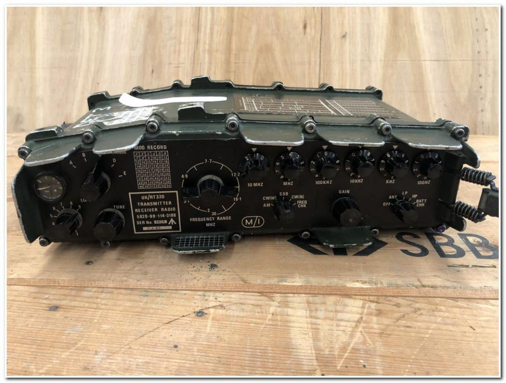 Clansman PRC-320 con LSB + Mods En venta - Full tested
