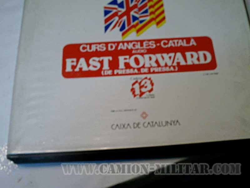 Curso en casettes catal ingles editado por caixa for Caixa de catalunya oficinas