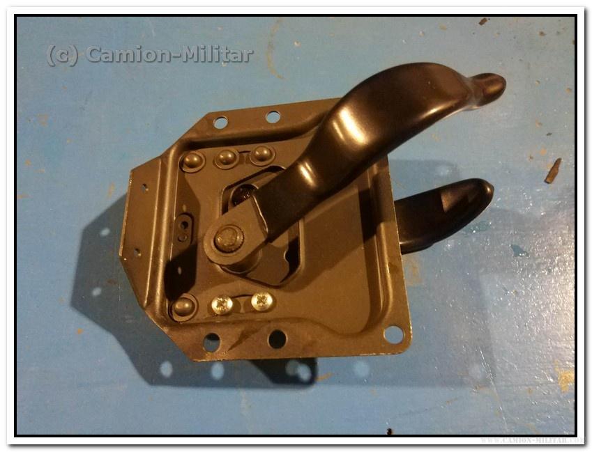 345434 cerradura nueva sin llave a45 land rover series for Cerradura sin llave