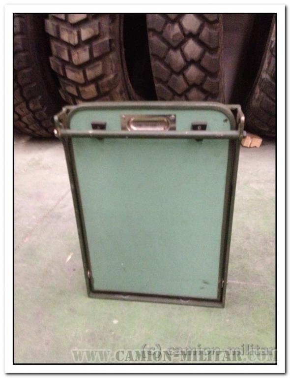 Mesa plegable pared - abatible - Camion vehiculos militares ropa ...