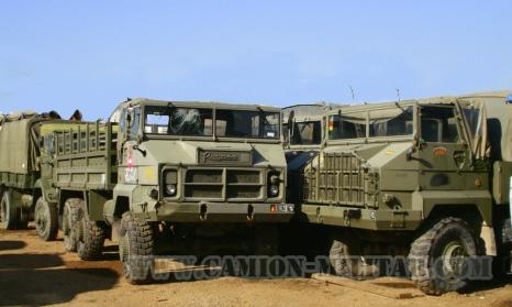 Camiones Pegaso procedentes del ejercito en venta - Camion vehiculos